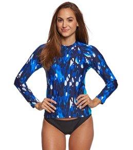 EQ Swimwear Aquarius L/S Rash Guard
