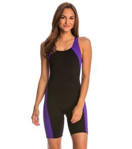 EQ Swimwear Glide Polyester Unitard