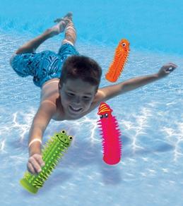 Aqua Leisure Character Dive Sticks (Ages 6+)