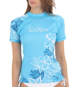 Dakine Women's Waterwoman S/S Relaxed Fit Rashguard