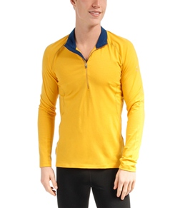 Icebreaker Men's Pursuit Long Sleeve Running Half Zip