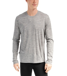 Icebreaker Men's Tech T Lite Running Long Sleeve