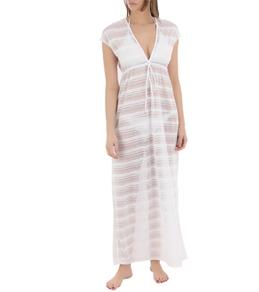 Jordan Taylor Vibrant Stripe Maxi Dress