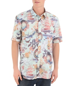 Volcom Men's Ol'Shipster S/S Shirt