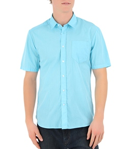 Volcom Men's Why Factor End On End S/S Shirt