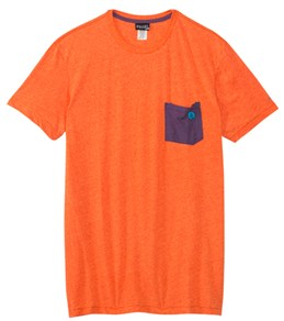 Volcom Men's Dangerous Particle S/S Pocket Tee