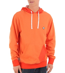 Volcom Men's Miles L/S Hooded Pullover