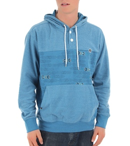 Volcom Men's Santa Fe L/S Hooded Pullover