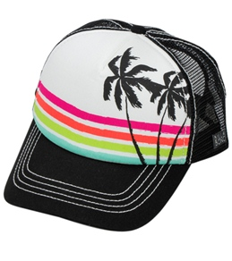 Billabong Billie Girls On Our Way Trucker Hat (Kids)