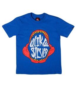 Quiksilver Boys' Attack S/S Tee (8-20)