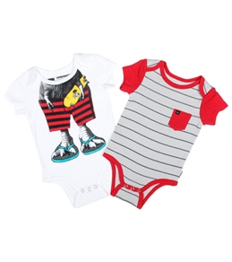 Quiksilver Infants Gimme That S/S Onesie (0-12 Months)