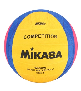 Mikasa Varsity Competition W6600W Series Official Men's Water Polo Ball