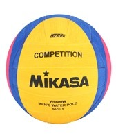 Mikasa Men's Size 5 Official Competition Series Water Polo Ball