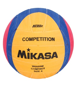 Mikasa Varsity Competition W6600W Series Compact Women's Water Polo Ball