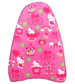 Aqua Leisure Hello Kitty Triangle Fabric Covered Kickboard