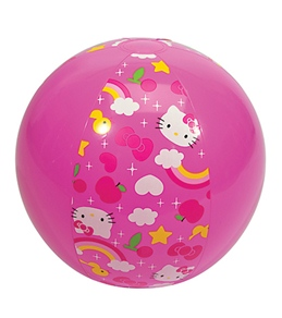 "Aqua Leisure Hello Kitty 20"" Beach Ball"