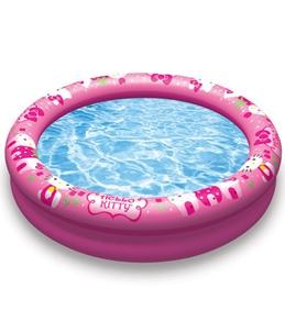 Aqua Leisure Hello Kitty 2 Ring Pool