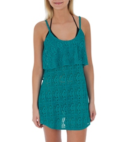 Roxy Coastal Switch Coverup Dress