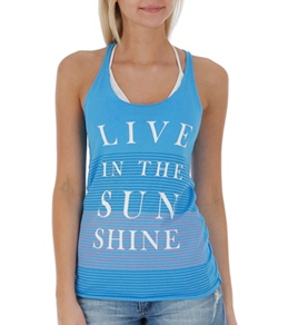 Roxy Women's Live in the Sunshine Tank