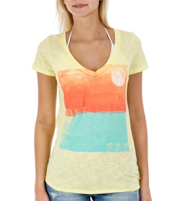 Roxy Women's Palm Square Tee