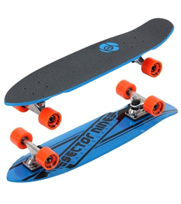 Sector 9 The 76 Fundamental Mini Complete Skateboard