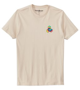 Channel Islands Men's Tie Dye Curren Hex S/S Tee
