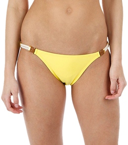 Vix Solid Yellow Cozumel Detail Bottom