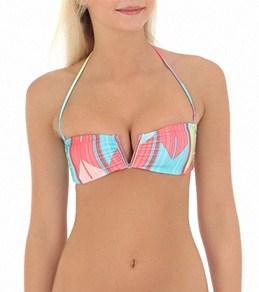 O'Neill Swimwear Escape V Bandeau Top