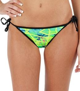 Hurley Swim Palm Tie Side Bottom