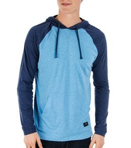 Quiksilver Men's Pound Sand L/S Pullover Hoodie