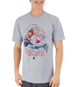 Quiksilver Men's Big Dripper S/S Tee