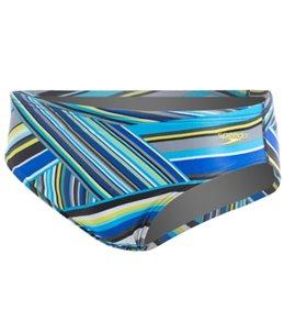 Speedo Rainbow Stripe Brief