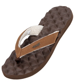 Reef Women's Dreams Fur Sandals