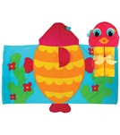 stephen-joseph-kids-fish-hooded-towel