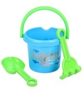 Stephen Joseph Shark Sand Bucket Set