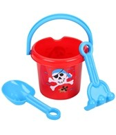 Stephen Joseph Pirate Sand Bucket Set