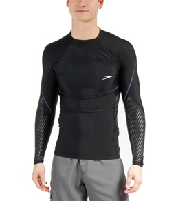 Speedo Men's Fitness L/S Rashguard
