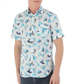 Lost Men's Super 70's S/S Shirt