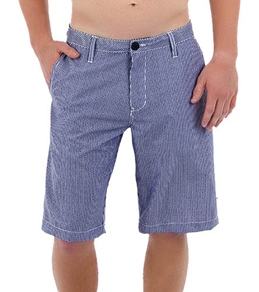 Lost Men's Seasucker Walkshort