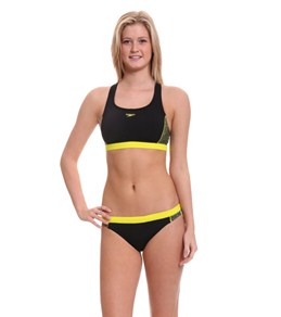 Speedo Watergrid Splice Bikini Set