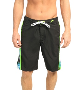 Speedo Men's Windblast Floral Splice Flex Waist