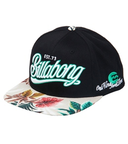 Billabong Corker Snap Back Hat