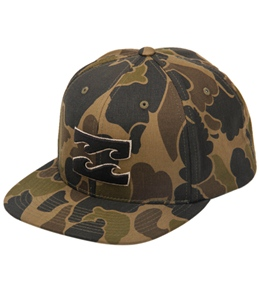 Billabong Transit Snap Back Hat