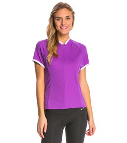 Shebeest Women's Bellissima Solid Cycling Jersey