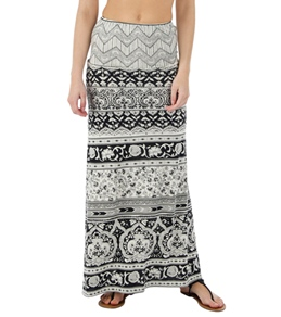 Billabong Women's For The Luv Maxi Skirt