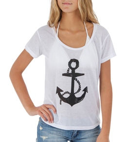 Billabong Women's Kerri S/S Surf Tee