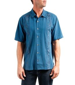 Tommy Bahama Path to Raj S/S Button Up Shirt