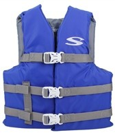 Stearns Youth Classic USCG Life Jacket (50-90 lbs)