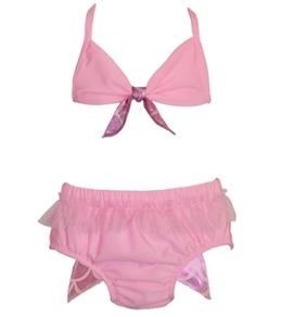 Shebop Beach Girls' Swim Diaper Bikini Set (12-30lbs)