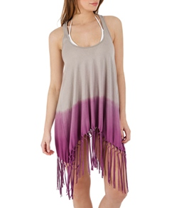 Rip Curl Del Sol Fringed Cover Up